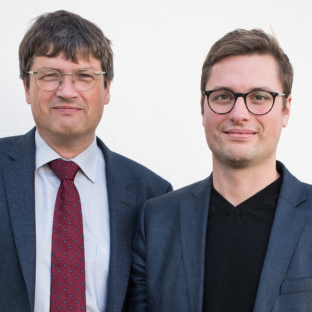 Project 01 - Prof. Dr. Reiner Anselm and Lukas David Meyer