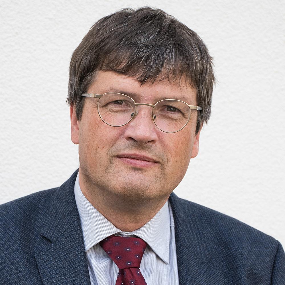 Prof. Dr. Reiner Anselm